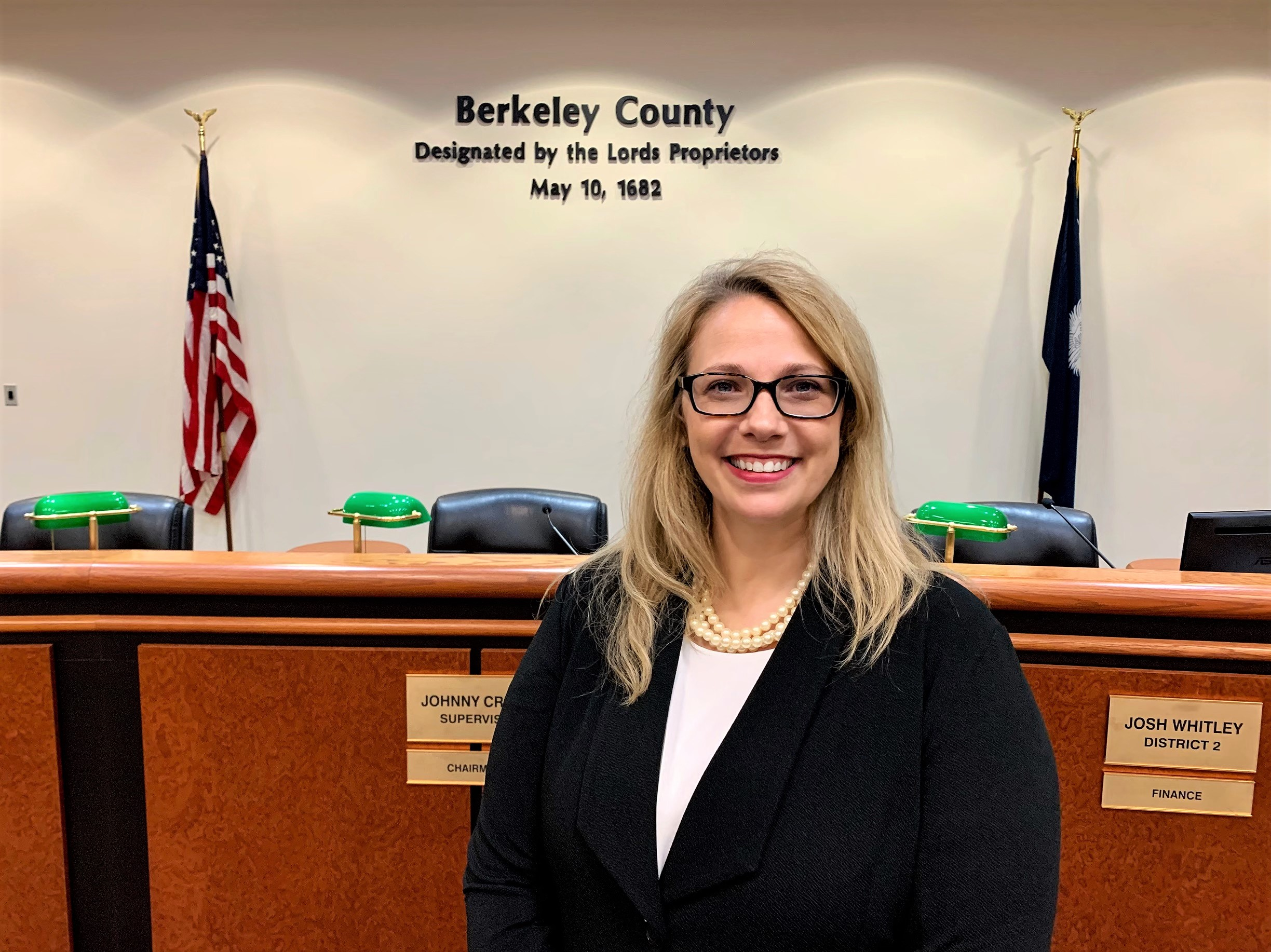 Berkeley County Council Appoints Amanda D. Turner as Clerk to Council