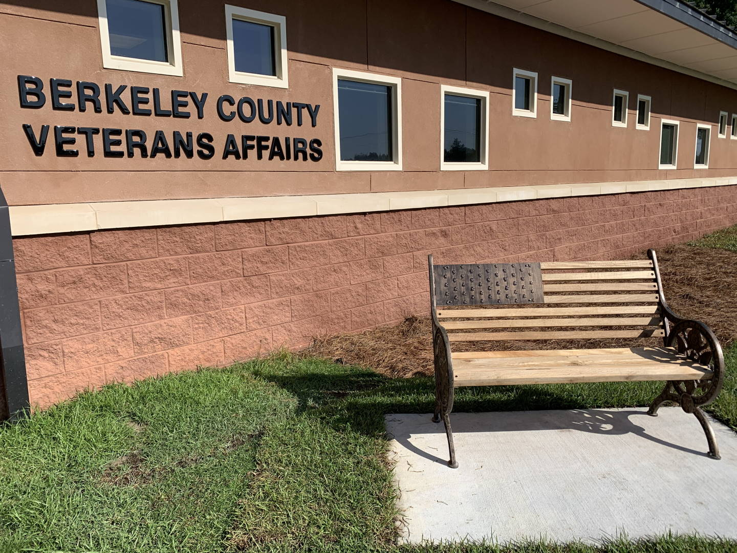 Ribbon-Cutting for New Berkeley County Veterans Affairs Office