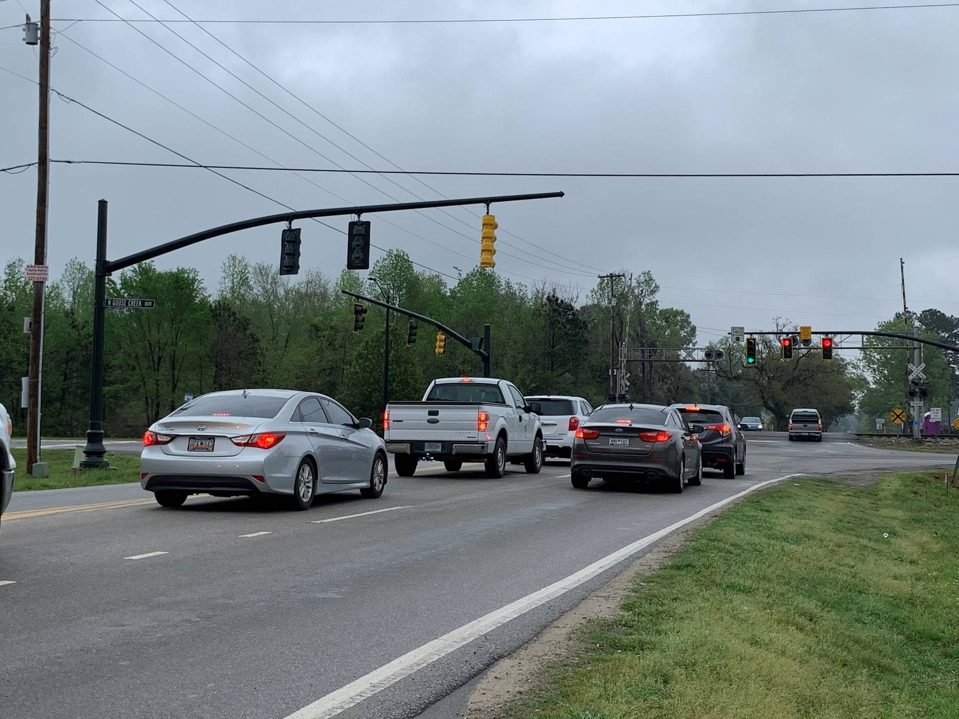 Temporary Traffic Impacts Announced for Old Mt. Holly Turn-Lane Project