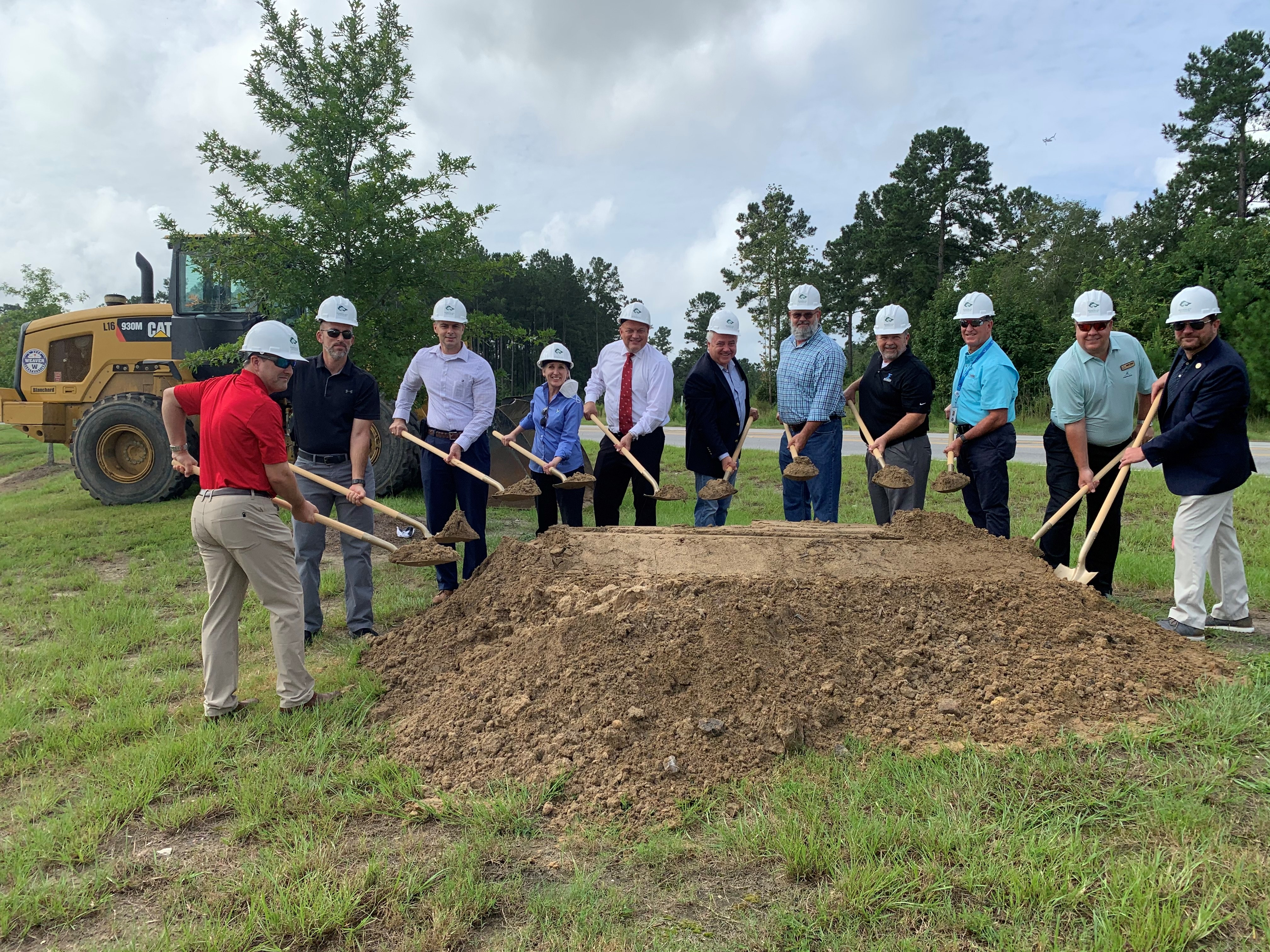 Berkeley County Holds Groundbreaking for U.S. 176 Widening Project Phase 1